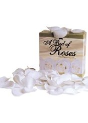 Lover's choice Bed of roses - Blanches